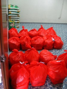 Food Bags for Families in Need