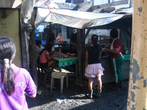 Community in the Dumpsite