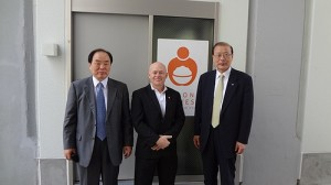 Food Bank Korea President Cha Visits Second Harvest Japan!