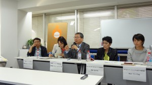 The First Japan-Korea Food Bank Forum