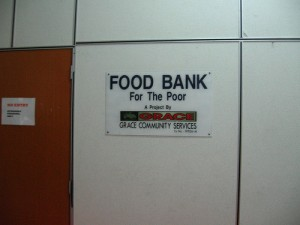 Food Bank For The Poor