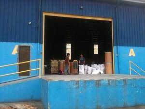 DSWD's Warehouse in Manila