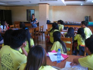 Students from Tarlac State University Joined Our Training