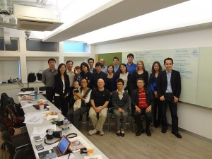 Regional Food Bank Meeting in Hong Kong 2013