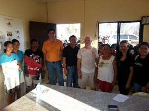 Second Harvest Asia's assessment trip in the disaster-hit area.